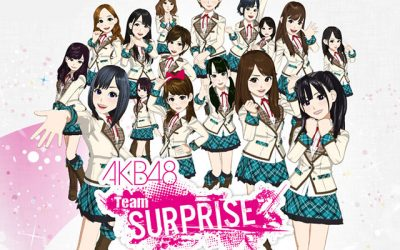 アイジョウコンプリート AKB48 チームサプライズ