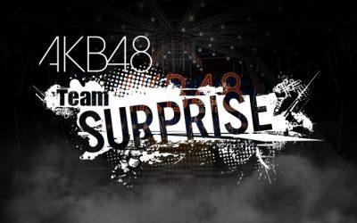 AKB48チームサプライズ モバイルサイト
